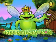 Игровые аппараты Вулкан Супер Удачливая Лягушка